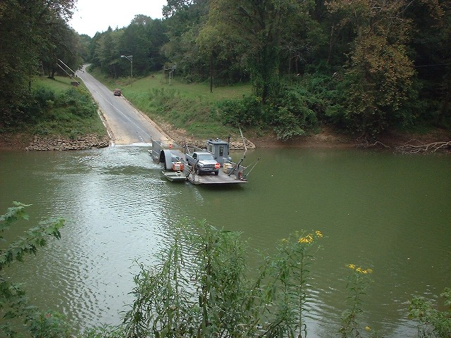 Mammoth Cave Green River Boat Tour